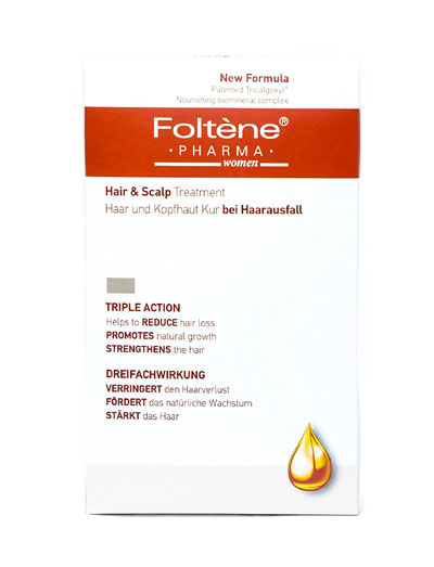 Foltene Hair and Scalp Treatment for Women 100ml
