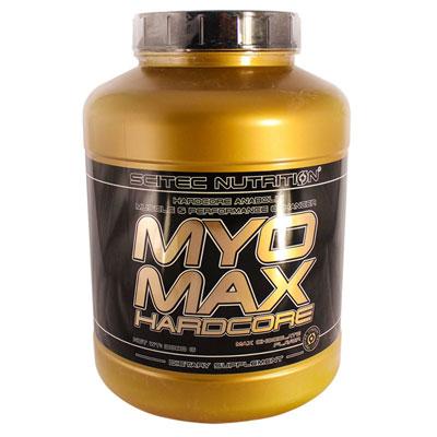 Scitec Myomax HardCore - 3080g (Max Chocolate)