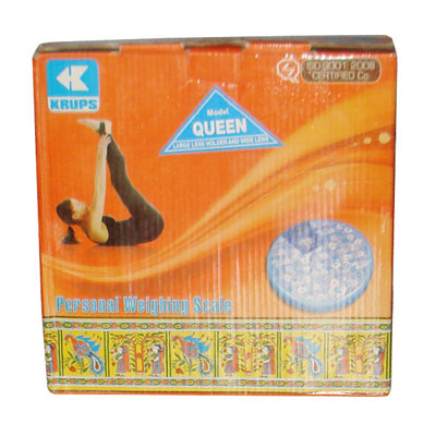 Krups Queen Personal Weighing Scale