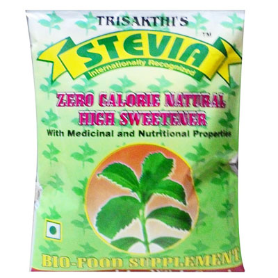 Stevia Zero Calorie Natural High Sweetener 250gm