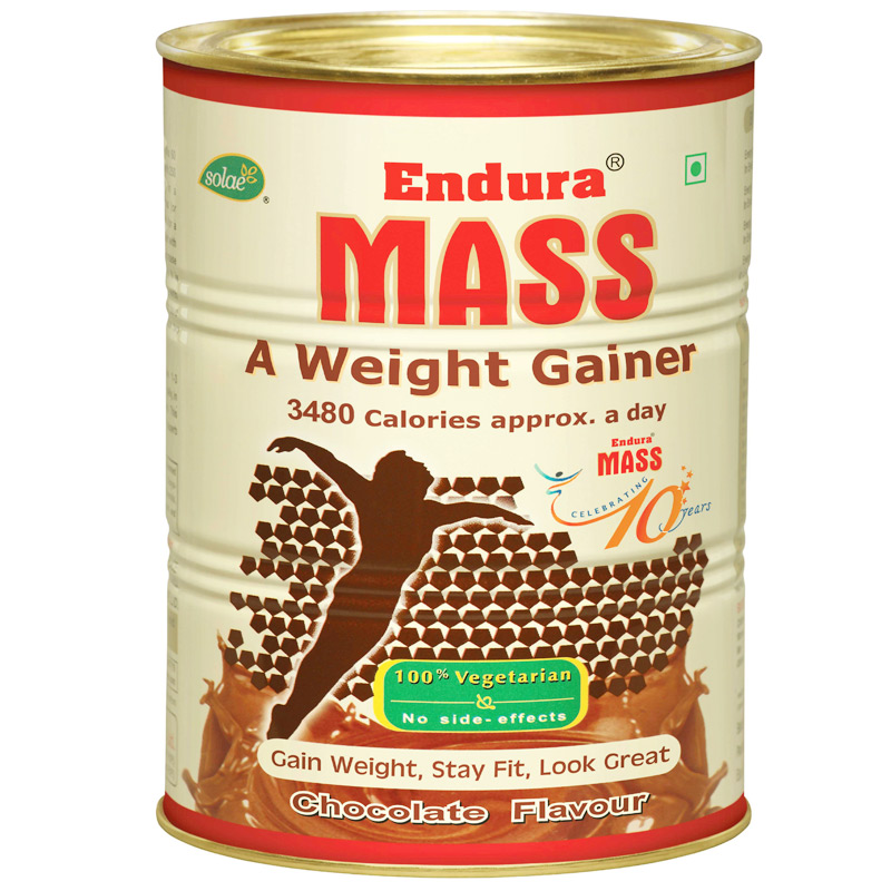 Endura Mass Chocolate Flavour 500gm