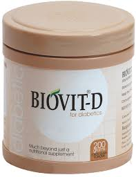BIOVIT D MULTIVITAMIN AND PROTEIN SUPPLEMENT FOR DIABETICS 200 gm CHOCOLATE