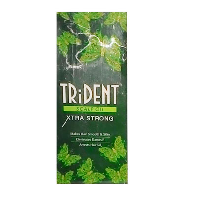 TriDent Scalp oil Xtra Strong 140 ml