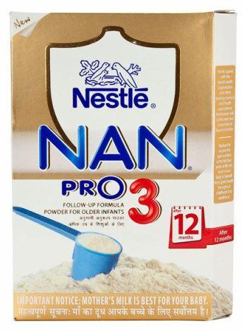 NAN PRO 3 after 12 months