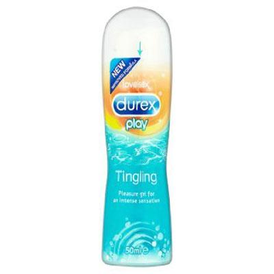Durex Play tingling Lube 50ml