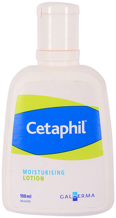 Cetaphil Moisturizing Lotion White 100 ml