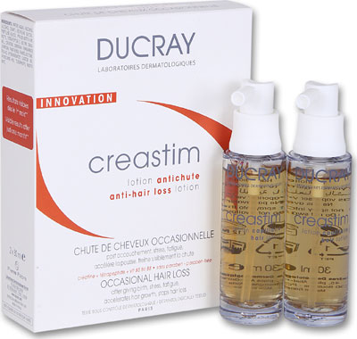 Ducray Creastim lotion 30ml pack of 2