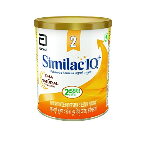 Similac IQ DHA NATURAL VITAMIN E 2