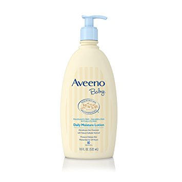 Aveeno Baby Daily Moisturizing Lotion 354 ml