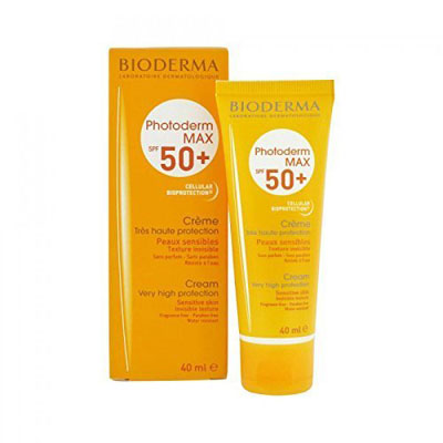 BIODERMA PHOTODERM MAX CREAM SPF 50 40ML