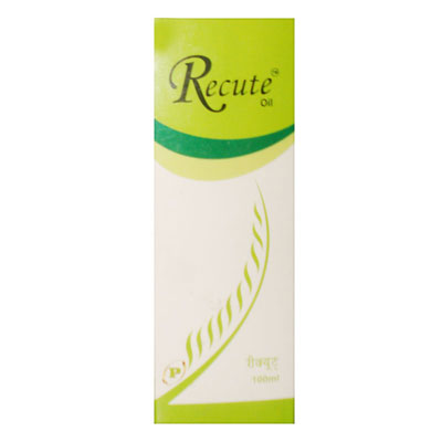 Recute Oil 100 ml prosit