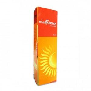 sunkroma sunscreen lotion SPF 30PA 75ml