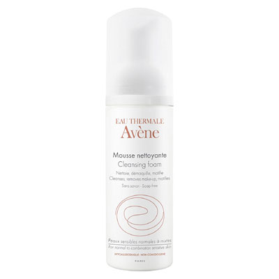 Avene Cleansing Foam For Face and Eyes