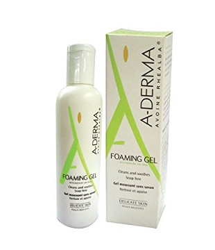 Aderma Soothing Foaming Gel 100ml