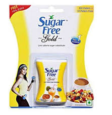 Sugar Free Gold  500 Pellets pack of 2