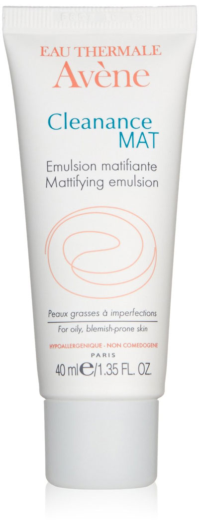 Avene Cleanance Mat Mattifying Emulsion 40ml