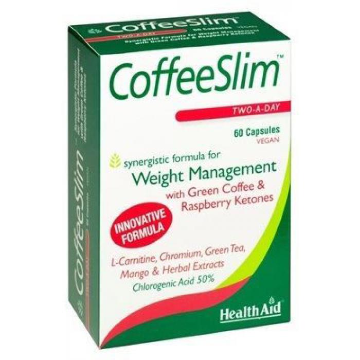 CoffeeSlim 60 capsules
