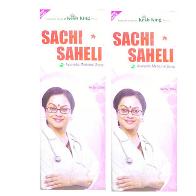 Kesh King Sachi Saheli 200ml Pack Of 2
