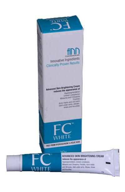 FC WHITE  Advanced Skin Brightening Cream 20g