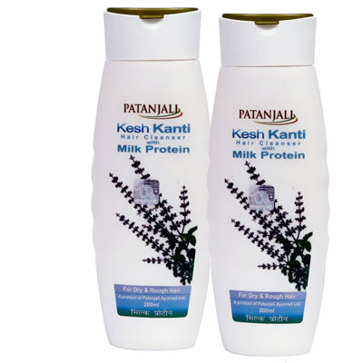 Kesh Kanti Hair Cleanser Milk Protein Pack Of 2