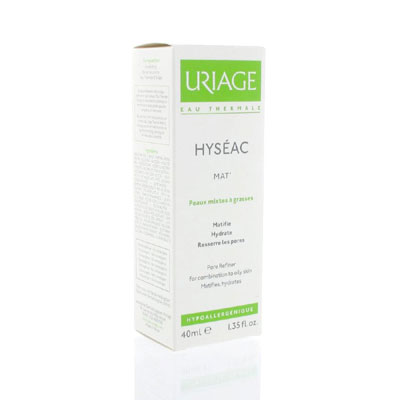 Uriage Hyseac Mat 40 ml
