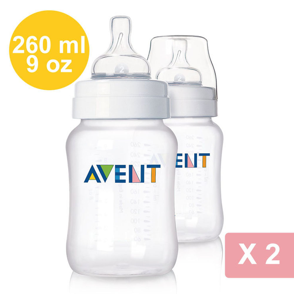AVENT Natural easy to combine with brestfeeding
