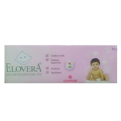 Elovera Baby Moistursing Cream 50 gm
