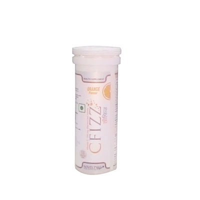 Cfizz Orange Flavour 10 Tablets