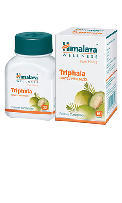 Himalaya Triphala pack of 2