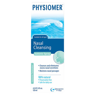 Physiomer Nasal Cleansing Istonic Spray 135ml