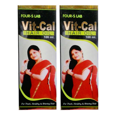 Vit Cal Hair Oil 200ml