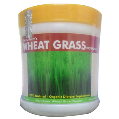 Amruthams Wheat Grass Powd