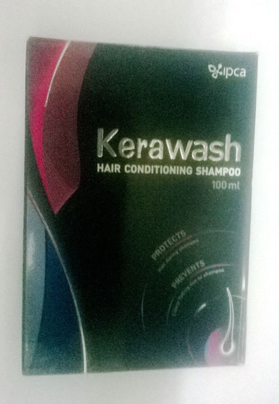 Kerawash Hair Conditioning Shampoo 100 ml