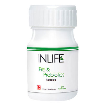 Inlife Pre And Probiotics