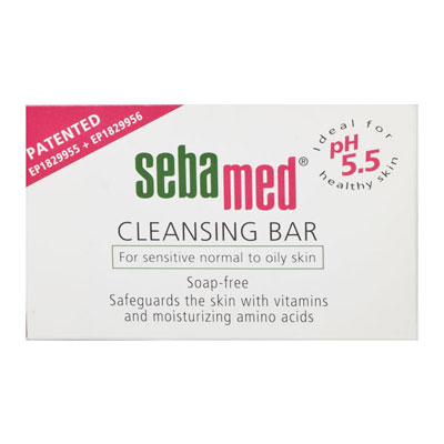 Sebamed Cleansing Bar For Oil Skin 100gm