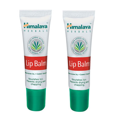 Himalaya Lip Balm 10 gm  Pack Of 2