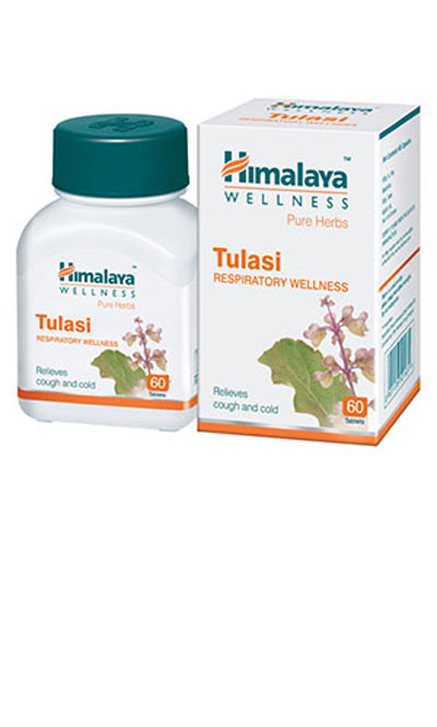 Himalaya Tulasi pack of 2