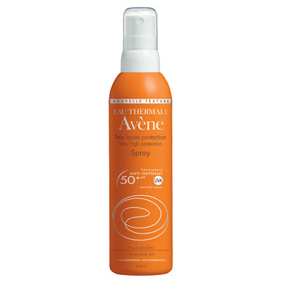 Avene Very High Protection Spray SPF 50 PA 200 ml