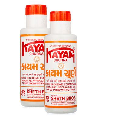 Kayam Churan 100g Pack of 2