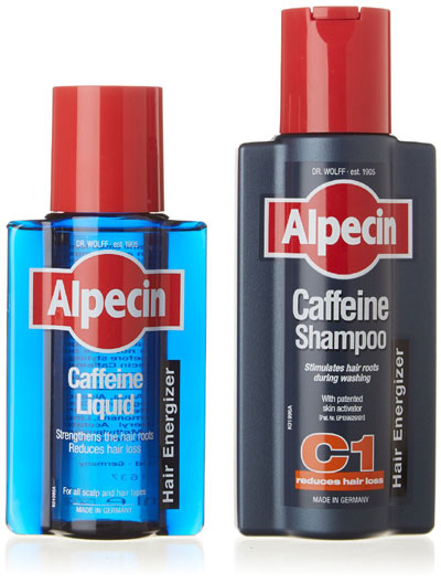 Alpecin Shampoo  Alpecin Liquid combo pack
