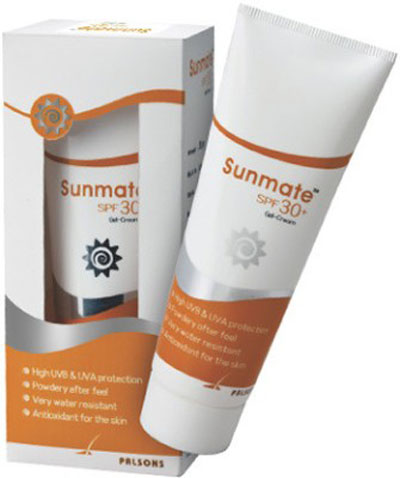 Sunmate SPF 30 Gel Cream 50gm