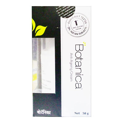 Botanica Anti ageing cream 50g