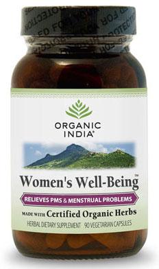 Organic India  WWB 60 Caps