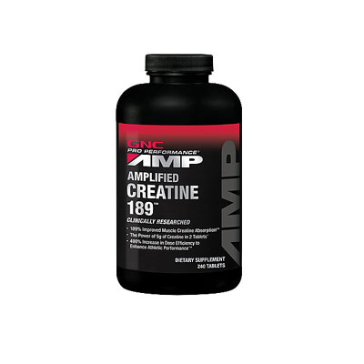 GNC Pro Performance Amplified Creatine 189 120 tablets