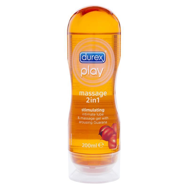 Durex Play Massage 2in1Stimulating 200 ml