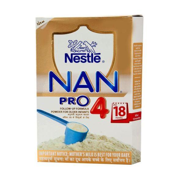 NAN PRO 4 after 18 months