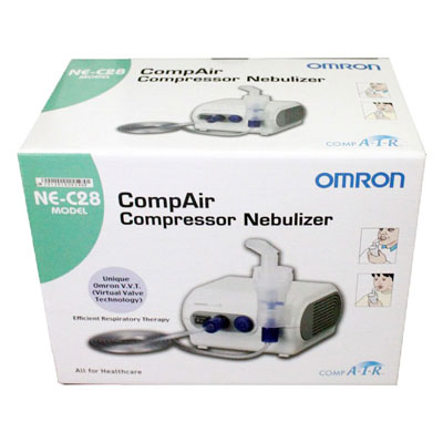 OMRON_CompAir Comprssor Nebulizer NE-C28 MODEL