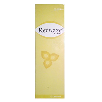 Retraze Cream 15 gm