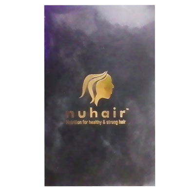 Nuhair Nutrition For Healthy and Strong Hair 30 Tablets