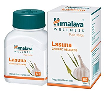 Lasuna 60 tablets pack of 2